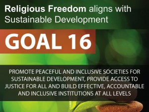 Goal 16 - Peace