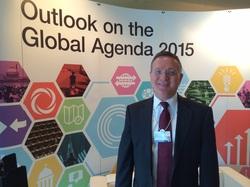 Brian Grim World Economic Forum Dubai