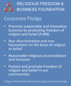 Corp-pledge
