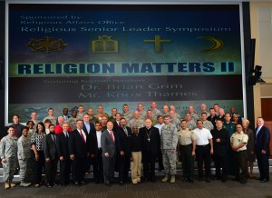 RELIGION MATTERS 2015, Group Picture