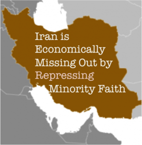 Iran Map Repression