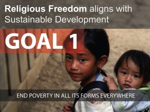 Goal 1 - Poverty