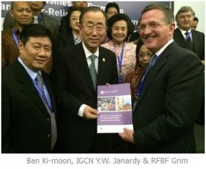 Ban Ki-moon Indonesia