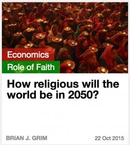 WEF-how religious