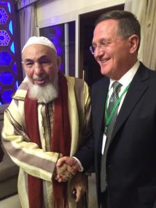 Bin Bayyah and Grim