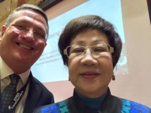 VP Annette Lu