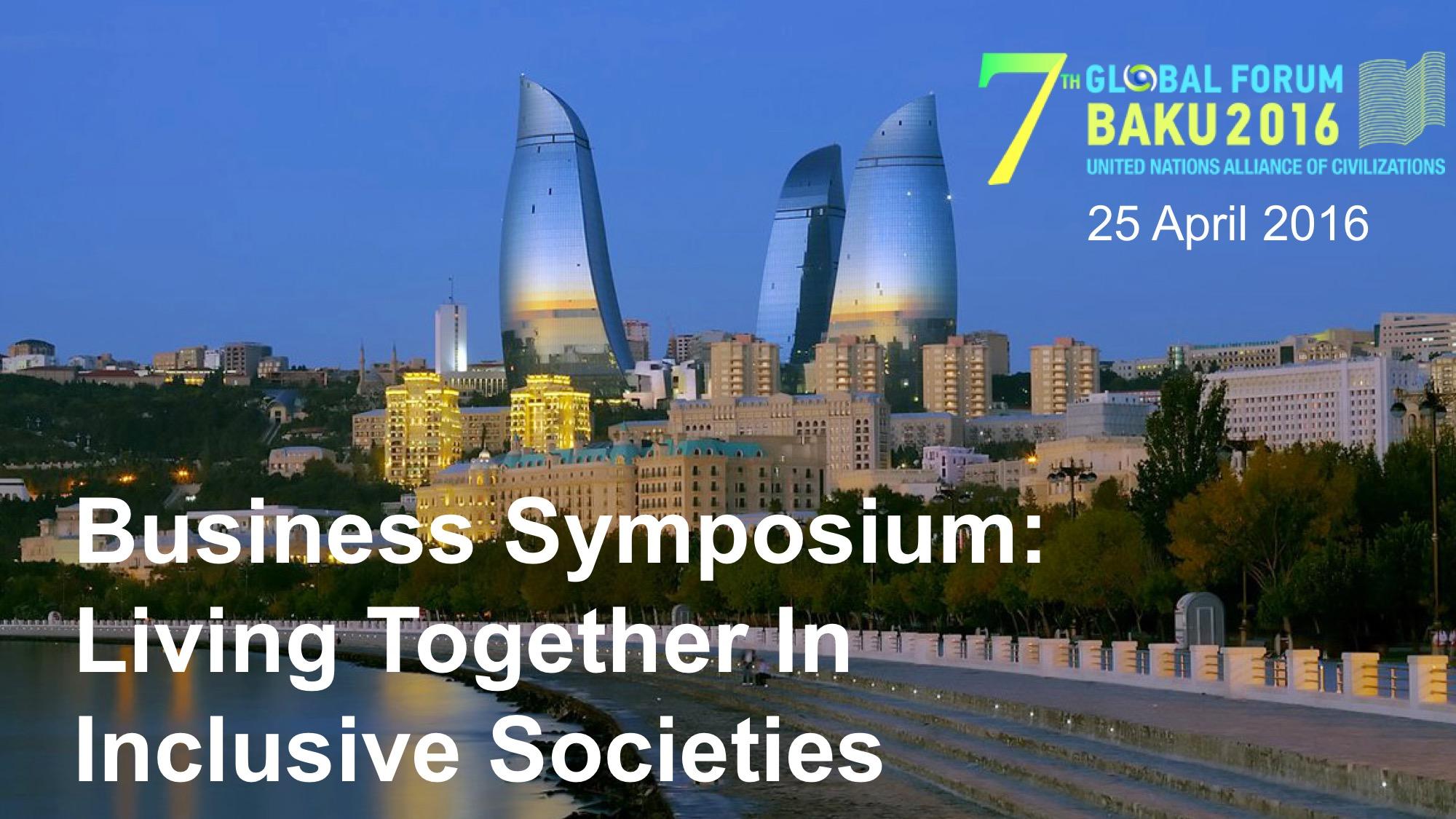 Baku Business Symposium