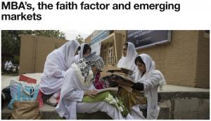 MBAs & Faith