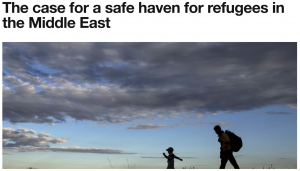 Middle East Refugees