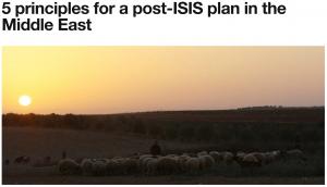 Post-ISIS Plan