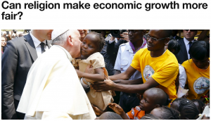 Religion & Inclusive Growth